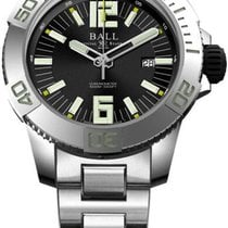 Ball Engineer Hydrocarbon Deepquest Titanium 42mm Black United States of America, Florida, Naples