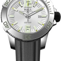 Ball Engineer Hydrocarbon Deepquest Titanium 42mm White United States of America, Florida