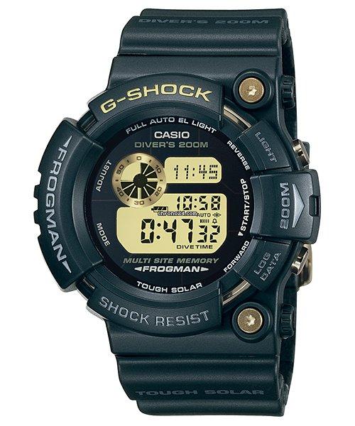 Casio G-Shock 2007 new