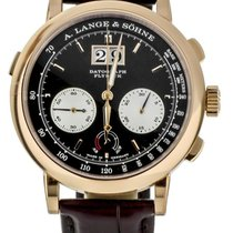 A. Lange & Söhne Datograph Rose gold 41mm Black United States of America, Illinois, BUFFALO GROVE