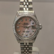 Rolex Oyster Perpetual Lady Date 6919 1972 occasion