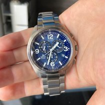Citizen Promaster Sky pre-owned Blue Steel