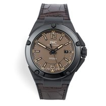 IWC Ceramic Automatic 46mm pre-owned Ingenieur AMG
