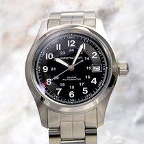 Hamilton H70455133 Acier 2020 Khaki Field 38mm nouveau
