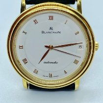 Blancpain Yellow gold Automatic 0021 pre-owned