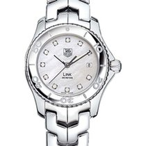 TAG Heuer Link Lady Steel 27mm White United States of America, California, Simi Valley