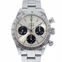 Rolex Daytona Steel 37mm Silver United States of America, Georgia, Atlanta