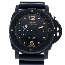 Panerai PAM 616 Carbon 2010 Luminor Submersible 1950 3 Days Automatic 47mm pre-owned United States of America, Georgia, Atlanta
