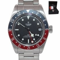 Tudor Black Bay GMT Steel 41mm Black United States of America, New York, Huntington
