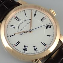 A. Lange & Söhne 232.032 Rose gold 2012 Richard Lange 40.5mm pre-owned