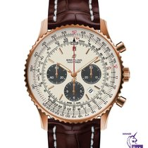 Breitling RB0127121G1P1 Or rose 2020 Navitimer 01 46mm nouveau