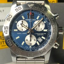 Breitling Colt Chronograph II A73387 Good Steel 44mm Quartz United States of America, Michigan, Birmingham