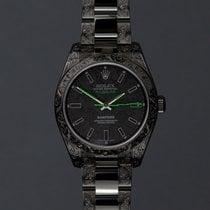 Rolex Milgauss 116400 2017 подержанные