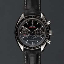 Omega Speedmaster Professional Moonwatch Moonphase 304.33.44.52.01.001 2017 pre-owned