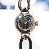 Rolex Белое золото Механические Чёрный подержанные Oyster Precision