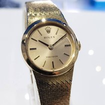 Rolex Oyster Precision Yellow gold Gold No numerals