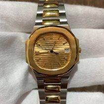 Patek Philippe 3900/1 Gold/Steel Nautilus 33mm pre-owned