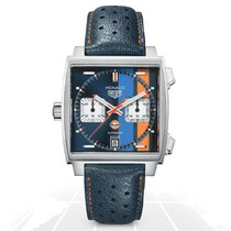 TAG Heuer Steel 39mm Automatic 11 CAW211R.FC6401 new