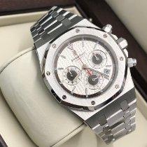 Audemars Piguet 26300ST.OO.1110ST.06 Steel 2012 Royal Oak Chronograph 39mm pre-owned