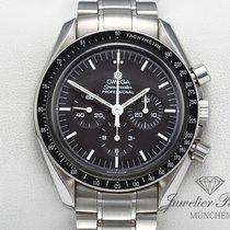 Omega Speedmaster Professional Moonwatch Stahl 42mm Schwarz Keine Ziffern Deutschland, München