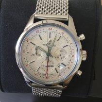 Breitling Transocean Chronograph GMT AB045112-G772 2015 новые