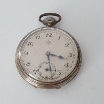Junghans Zegarek używany 1940 Stal 50mm Manualny Tylko zegarek