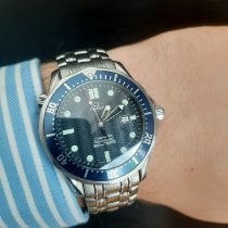 Omega Seamaster Diver 300 M Acero Azul Sin cifras