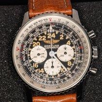 Breitling Navitimer Cosmonaute Steel 41,6mm Black Arabic numerals