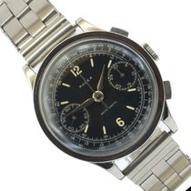 Rolex Chronograph Steel 36mm Black