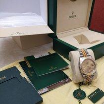 Rolex Datejust 116233 Não usado Ouro/Aço 36mm Automático Brasil, 390
