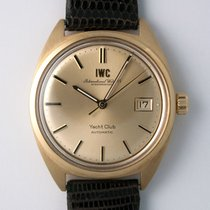 IWC Yacht Club Yellow gold 36mm Gold No numerals