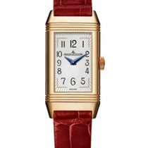 Jaeger-LeCoultre Reverso Duetto Pозовое золото 40.1mm Cеребро Aрабские Россия, Moscow