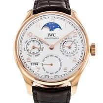 IWC Portuguese Perpetual Calendar new 2020 Automatic Watch with original box and original papers IW503302