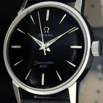 Omega Seamaster Steel 32mm Black No numerals United States of America, Utah, Draper