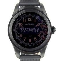 몽블랑 스틸 47mm 쿼츠 MS744517 중고시계