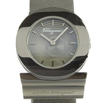 Salvatore Ferragamo Steel 29mm Quartz WR30 M pre-owned
