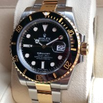Rolex Submariner Date 116613LN 2018 pre-owned
