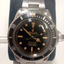 Rolex Submariner (No Date) Steel Black No numerals Singapore, Singapore
