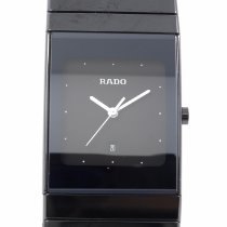 Rado Ceramica Ceramic 34mm Black