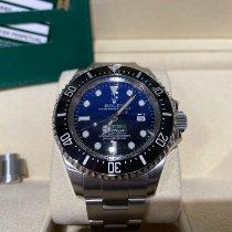 Rolex Sea-Dweller Deepsea 116660 2015 nuevo