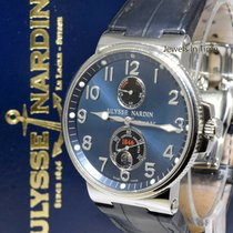 Ulysse Nardin Marine Chronometer 41mm Steel 41mm Blue Arabic numerals United States of America, Florida, 33431