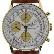 Breitling Old Navitimer new 1994 Automatic Chronograph Watch only 81610