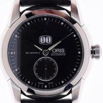 Oris Artelier nuevo 2005 Automático Reloj con estuche y documentos originales OR 665 7549 4054