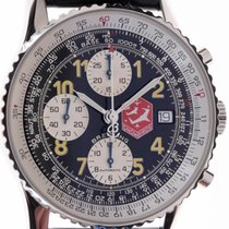 Breitling Old Navitimer new 1997 Automatic Chronograph Watch only A13022