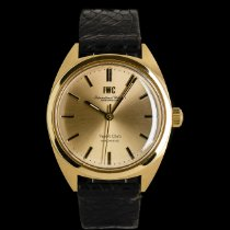 IWC Yacht Club Yellow gold 36mm Gold