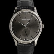 Jaeger-LeCoultre Master Grande Ultra Thin Or blanc 40mm Gris