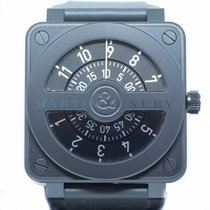 Bell & Ross BR 01-92 BR01-92-S 2012 pre-owned
