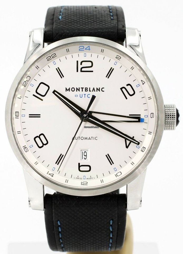 Montblanc Timewalker 109333 pre-owned