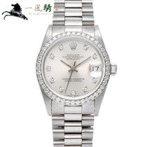 Rolex 68286G Good Platinum 31mm Automatic