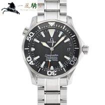 Omega Seamaster Diver 300 M occasion 36mm Noir Acier